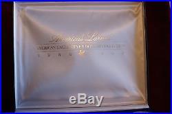 American Eagle Silver Dollar Collection 1986-2000 With COA
