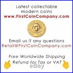 American Silver Eagle COVI 19 CORON VIRUS MONA LISA F COVER $1 Liberty 2020 Coin