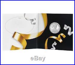 Comfirm order 10X 2017 Congratulations set S American Silver eagle proof coin