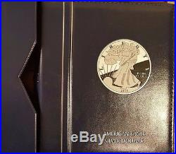 Complete American Silver Eagle Collection (32 Coins) All GEM+ condition