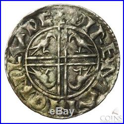 Edward The Confessor'Sovereign/Eagles' Silver Penny