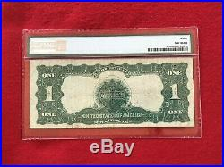 FR-233 1899 Series $1 One Dollar Silver Certificate $1 Black Eagle PMG 20 VF