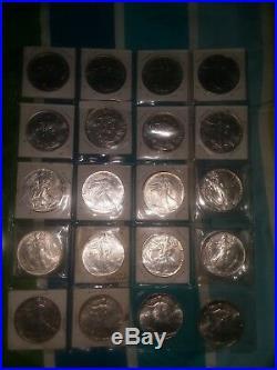 HUGE Collection Morgan Peace Eagle Dollar Atleast 10 Silver Coin LOT + Extras