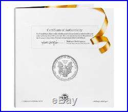 In Stock 2017 S Proof Silver Eagle Congratulations Set 17rf Ships Same Day U Pay