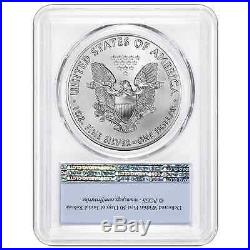 Lot of 20 2017 $1 American Silver Eagle PCGS MS70 First Strike Label