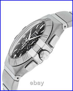 Omega Constellation Double Eagle Steel Chronograph Men's Watch 1514.51.00