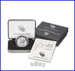 Palladium American Eagle 2018 One Oz Proof $25 Coin Item#-18EK -Super Rare