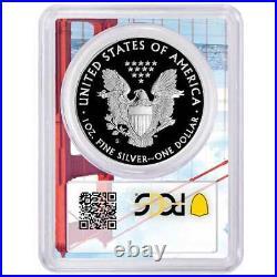 Presale 2020-S Proof $1 American Silver Eagle PCGS PR70DCAM FDOI Golden Gate F