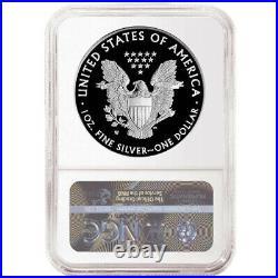 Presale 2020-W Proof $1 American Silver Eagle WWII 75th NGC PF69UC ER V-Day La