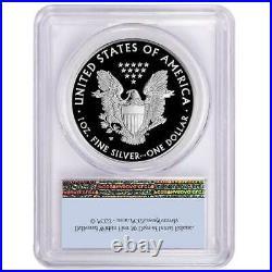 Presale 2021-W Proof $1 American Silver Eagle PCGS PR70DCAM First Strike Flag