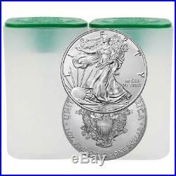 Presale Lot of 40 2020 $1 American Silver Eagle 1 oz Brilliant Uncirculated