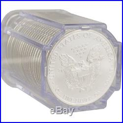 Roll of 20 2008 American Silver Eagle NGC Gem Uncirculated