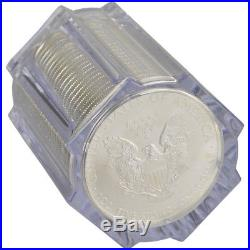 Roll of 20 2010 American Silver Eagle NGC Gem Uncirculated