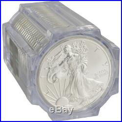 Roll of 20 2011 American Silver Eagle NGC Gem Uncirculated