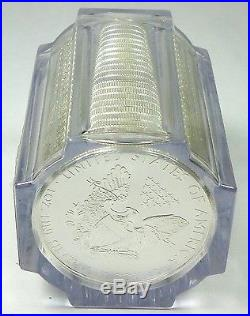 Roll of 20- 2011 NGC Gem Uncirculated United States 1 oz. 999 Fine Silver Eagles