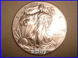 Roll of 20 2014 Silver American Eagle 1oz. 999 American Silver Eagles $1 Coins