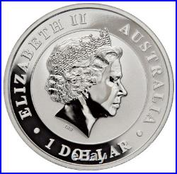 Roll of 20 -2018-P Australia 1 oz Silver Wedge-Tailed Eagle $1 Coins BU SKU52643