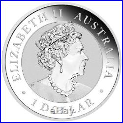 Roll of 20 2019 P Australia 1 oz Silver Wedge-Tailed Eagle $1 GEM BU SKU56947