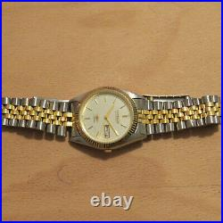 Watch Citizen Eagle 7 Automatic Yellow dial